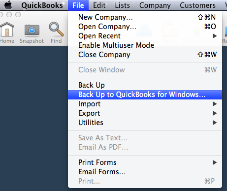 converting quickbooks for mac to quickbooks online
